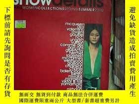二手書博民逛書店SHOW罕見DETAILS 2010 8Y203004