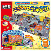 《TAKARA TOMY》交通世界 3D立體地圖有聲車站組 ╭★ JOYBUS玩具百貨