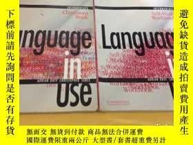 二手書博民逛書店Language罕見in Use 4本書合售Y395301