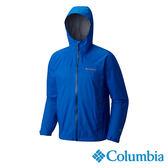 Columbia 男 OT快排2.5L單件防水外套-藍色 【GO WILD】