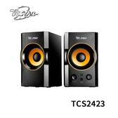 T.C.STAR TCS2423 二件式USB多媒體喇叭