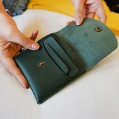 新款韓版薄款時尚小錢包PLL4968【男人與流行】