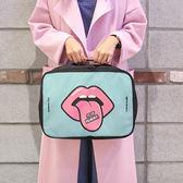 旅行袋 卡通行李衣物拉桿箱手提收納包【MJC16】 ENTER  12/01