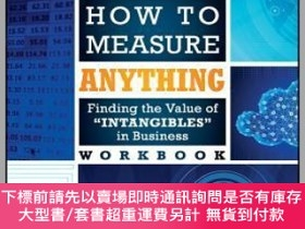 二手書博民逛書店預訂How罕見To Measure Anything Workbook: Finding The Value Of