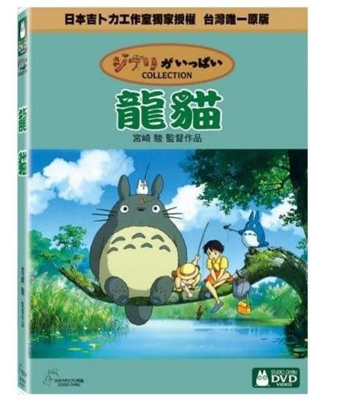 龍貓 DVD【宮崎駿 吉卜力動畫限時7折】(OS小舖)