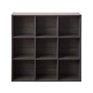 書櫃 收納櫃 置物櫃【收納屋】安徒堆疊九格櫃 & DIY組合傢俱