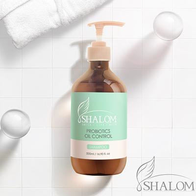 Shalom 希樂~益生菌控油淨化洗髮精500ml