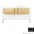 INPHIC-Rose 溫莎5尺白色床片_P7zc
