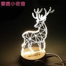 麋鹿小夜燈/最佳聖誕禮物/新年禮物/交換禮物(X-694)◆送麋鹿手機座