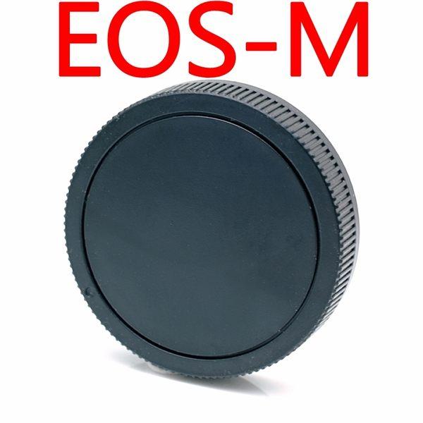 又敗家@Canon副廠後蓋佳能後蓋EOS-M鏡頭後蓋EOSM尾蓋EF-M背蓋EFM鏡頭保護蓋EB鏡頭後蓋