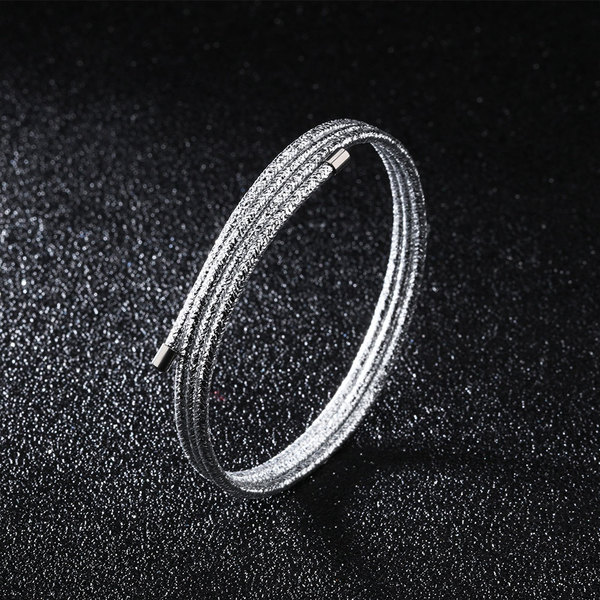 磁石手環 型男百搭 中性手環 女性手環 多圈繩設計 可當項鍊  單件價【CKLM018】Z.MO鈦鋼屋