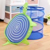 卡通臟衣籃可摺疊臟衣服收納筐兒童玩具收納籃大號洗衣籃WY【快速出貨八折一天】