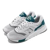 New Balance 休閒鞋 NB 997H 灰 綠 女鞋 運動鞋 【PUMP306】 CW997HANB