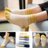 兒童襪子棉秋冬男童女寶寶兒童小孩中筒襪大1-3-5-7-9-10-12歲【快速出貨】