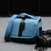 攝影包 微單相機包微單反包長焦單肩數碼攝影包    非凡小鋪