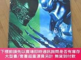 二手書博民逛書店異形大戰鐵血戰士罕見Alien vs. Predator 電影場刊 【日文版】Y178456 保羅·安德