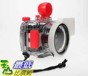[美國直購 ShopUSA] Lomography Fisheye Submarine Case (Clear/Red)