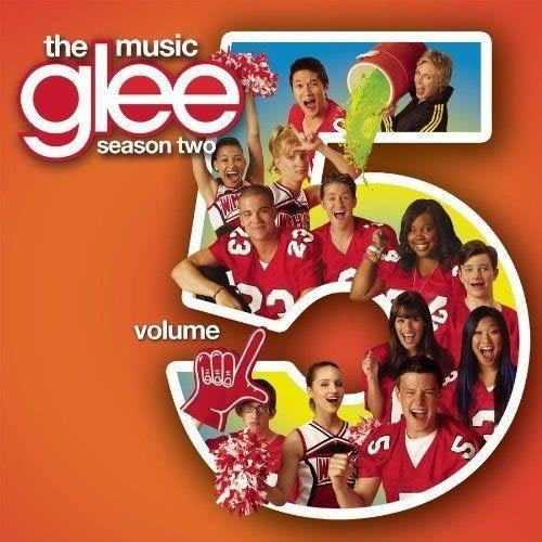 歡樂合唱團 第五輯 電視原聲帶CD 歡樂合唱團5 Glee Th(購潮8)