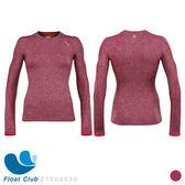 ZOOT 女款 秋冬輕量保暖 肌能壓縮 運動上衣