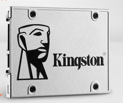 金士頓 UV400 240GB 2.5吋 SATA-3 固態硬碟 (單碟包裝)