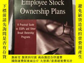 二手書博民逛書店Employee罕見Stock Ownership Plans(