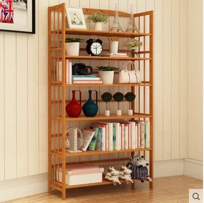 書櫃書架簡易學生創意書架桌上置物架組合現代簡約兒童小架子落地