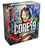 Intel i9-10900KA【10核/20緒】【Avengers漫威包裝限量版】(不含風扇)