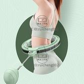 智能呼啦圈收腹加重減肥神器懶人健身女瘦肚子瘦腰【輕派工作室】