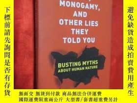二手書博民逛書店Race,罕見Monogamy, and Other Lies
