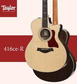 【非凡樂器】Taylor【416CE-R】電木吉他/ 贈原廠背帶+超值配件包 / 公司貨保固