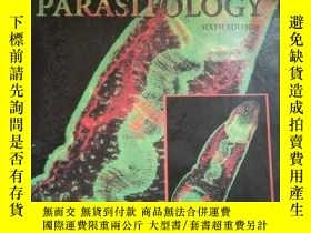 二手書博民逛書店FOUNDATIONS罕見OF PARASITOLOGY SIXTH EDITIONY16149