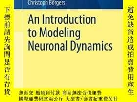 二手書博民逛書店An罕見Introduction To Modeling Neu