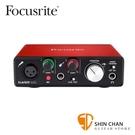 【缺貨】Focusrite Scarlett Solo 2nd 二代錄音介面 / 錄音卡 USB 2.0(總代理/公司貨)保固二年