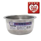 金優豆 304極厚不鏽鋼調理鍋(20cm)【愛買】