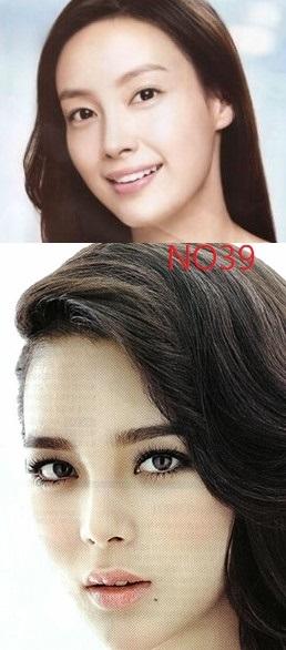 韓國 EyeMe 假睫毛 NO39 韓國簡裝版 10mm 自然款 日常款 韓星愛用款