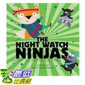 2018 amazon 亞馬遜暢銷書 Night Watch Ninjas