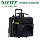 德國LEITZ 智慧商旅系列 6059 2輪手提登機箱-黑