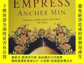 二手書博民逛書店英文原版罕見The Last Empress by Anchee