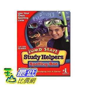 [美國直購 ShopUSA] JUMP START STUDY HELPERS SPELLING BEE $683