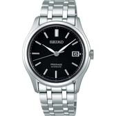 【送輕量背包】SEIKO精工 Presage 經典機械錶-38mm 4R35-03L0D(SRPD99J1)