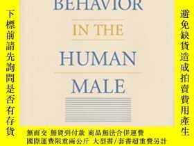 二手書博民逛書店Sexual罕見Behavior In The Human MaleY364153 Alfred Charle