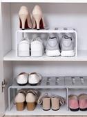 客廳分層簡易鞋架廚房省空間置物架 家用宿舍塑料鞋子拖鞋收納架