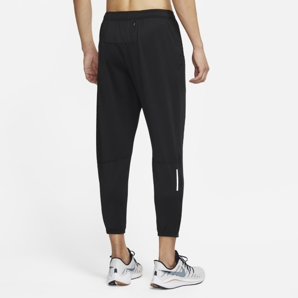 NIKE服飾系列-Essential Wild Run 男款黑色運動長褲-NO.DA0165010