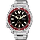 CITIZEN星辰PROMASTER極限探索機械錶 NY0091-83E 紅
