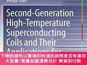 二手書博民逛書店Second-generation罕見High-temperature Superconducting Coils