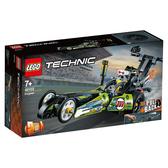 樂高 LEGO 42103直線加速賽車