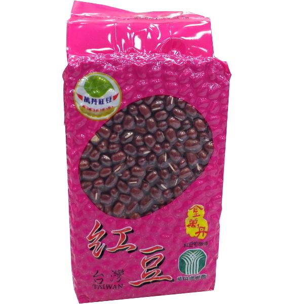 百大萬丹鮮紅豆500g -元宵好物