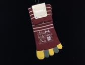 【京之物語】日本帶回STREAM調酒師小貓女性彈性五指襪
