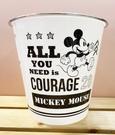 【震撼精品百貨】Micky Mouse_米奇/米妮~迪士尼米奇垃圾桶/收納桶-白#90634