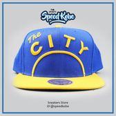 M&N 棒球帽 勇士 藍黃 CITY 城市 HA12SFWF【SP】